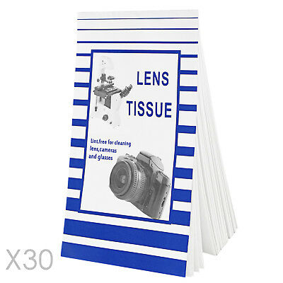 Neewer 30 Booklets of Lens Cleaning Tissue