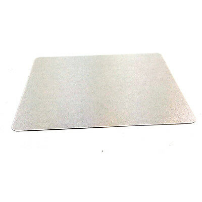 2Pcs Mica Plates Sheets Microwave Oven Repairing Part 150 x 120mm