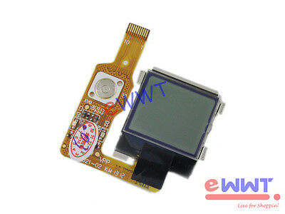 for GoPro Hero 3+ Plus Black Silver Front LCD Camera Status Screen Unit ZVLS781