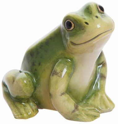 New boxed John Beswick Frog ornament figure Paddy JBFC2