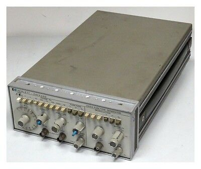 3312A Function Generator HP Hewlett Packard  ID17155