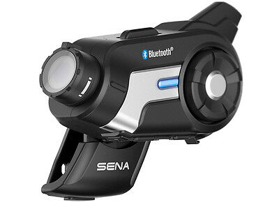 SENA Bluetooth Motorcycle Bluetooth Action Camera & Communication System 10C