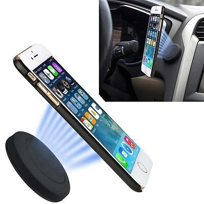 Universal Car Magnetic Sticky Phone Mount Holder Stand for Mobile Phone iPhone 6