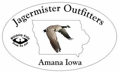 Iowa Guided Duck Hunt-Jagermister Outfitters-Amana Iowa =Lots Of Ducks