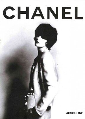 Chanel Fashion New Hardcover Book
