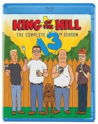 King of the Hill: The Complete 13th Season [New Blu-ray] 3 Pack, Ac-3/Dolby Di