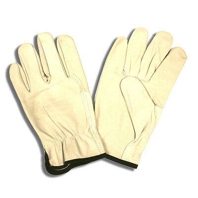 Leather Drivers Gloves (Cowhide)