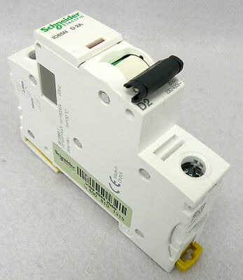 New Schneider small IC65N 1P D2A air circuit breaker switch