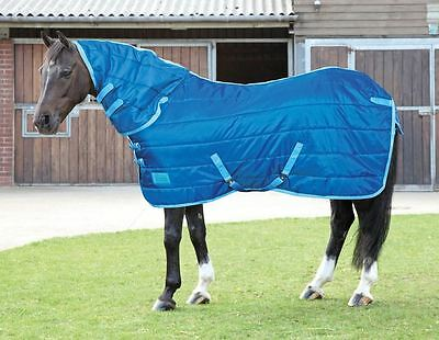 Lightweight Stable Rug 9648 Shires Tempest 100g Combo Stable Rug With Neck