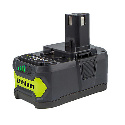 New 4.0AH P108 18V One Plus Lithium Battery for Ryobi P100 P105 P103 P107 P520