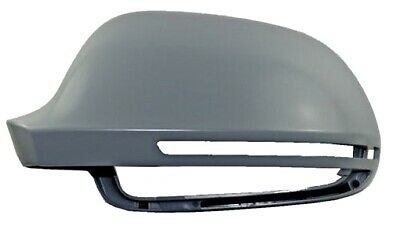 Side Mirror Housing Cover RIGHT Fits AUDI A3 8P Sportback A4 B8 8K 2008-2010