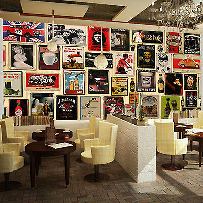 20*30CM  Metal Sign Tin Poster Pub Bar Cafe Coffee Wall Tavern Garage Home Decor