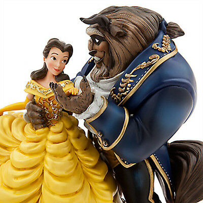 Beauty The Beast Figurines Contemporary 1968 Now