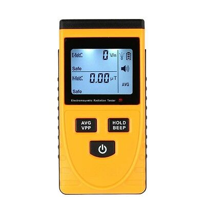 GM3120 Digital Electromagnetic Radiation Detector Meter Dosimeter Tester HY
