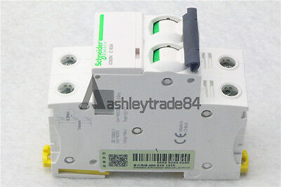 New Schneider small IC65N 2P C63A air circuit breaker switch