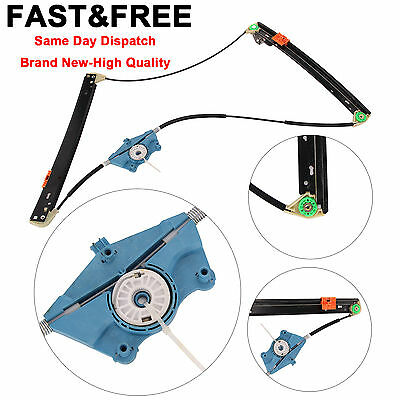 Electric Window Regulator Front Driver Side Style Fits Audi A4 S4 B6/B7 8E 00-08