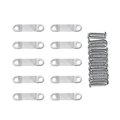 13mm Rope Light Clips Display Cable Wire Ties With Screws For Mounting Wire Clip