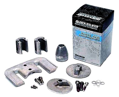 Quicksilver Anode Kit - Bravo Three