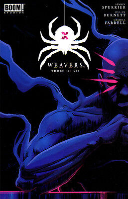 WEAVERS (2016) #3 (of 6) New Bagged