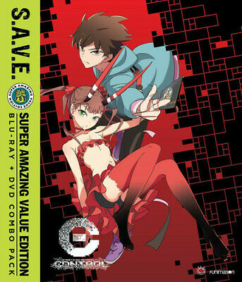 C - Control - The Complete Series - S.A.V.E. [New Blu-ray] With DVD
