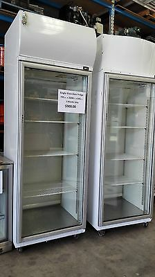New & Used Commercial Fridge $ Display units
