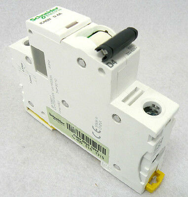 New Schneider small IC65N 1P D4A air circuit breaker switch