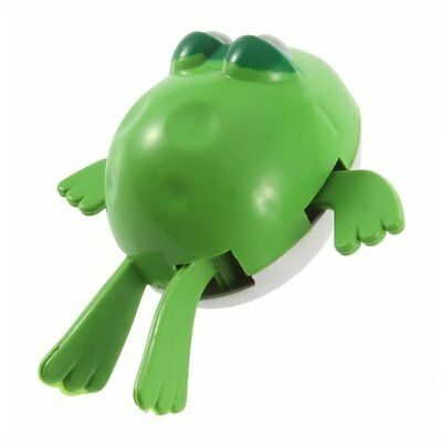 10X(Wind Up Frogman Diver Toy Cute Frogs Swimming Frog Party Favor Swim Kids HY