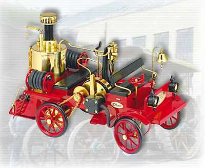 Au-Special: Wilesco D305 Steam Fire Engine - See Video - New - Free Shipping