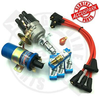 MGB 1974-1980  Electronic Distributor and Ignition service pack B/Iridium plugs