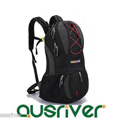 20L Adjustable Hydration Backpack for Water Bladder Bag Cycling Outdoor Large