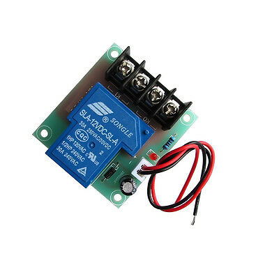 30A High Current Contactor Switch 12V Electric Relay Board DC Power Control CK