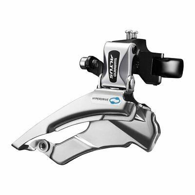 Shimano Altus Front Derailleur FD-M310 31.8mm/34.9mm 6/7/8 Speed Black