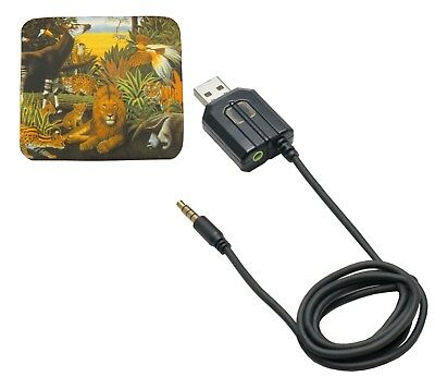 Bundle Deal: Add wireless Remote for iPod & iPhone + Animal Kingdom Mouse Pad