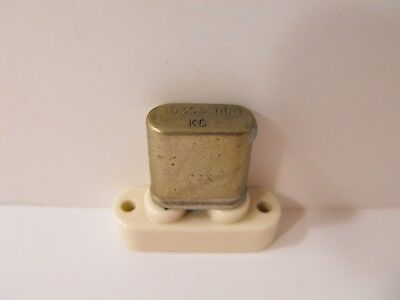 (1) Collins S-Line / KWM-2/2A 10.355 MHz Crystal Covers 7.2-7.4 MHz 80 Meters