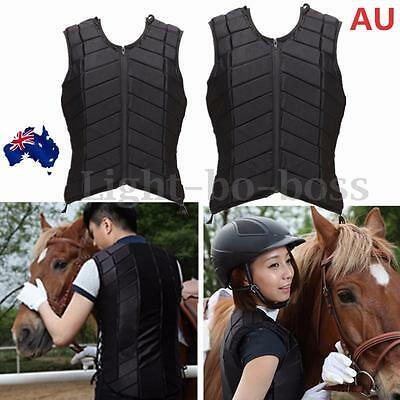 Safety Equestrian Horse Riding Body Protector Eventer Vest Protection Protective