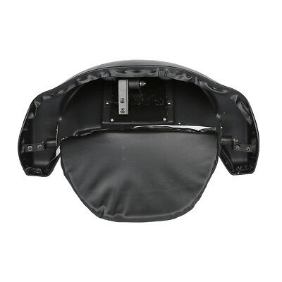 Arm Wrap Around Backrest For Harley Trunk King Tour Pack Ultra Street Road Glide