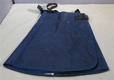 Blue Female Lead Wrap Skirt With Pockets X-RAY