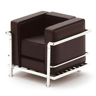 Corb Chair Black, Dolls House Miniature, Furniture 1.12 Scale, Miniatures