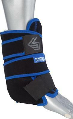 Shock Doctor Ice Compression ANKLE Wrap 752SE NEW