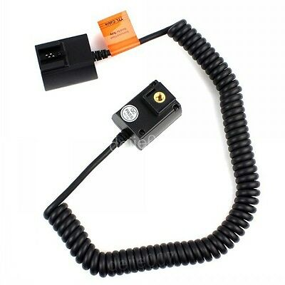 3m Godox TL-S Off Camera Flash speedlite TTL Sync Cord Cable For Sony Camera