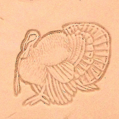 Turkey 3-D Leather Stamp Tool 8519-00