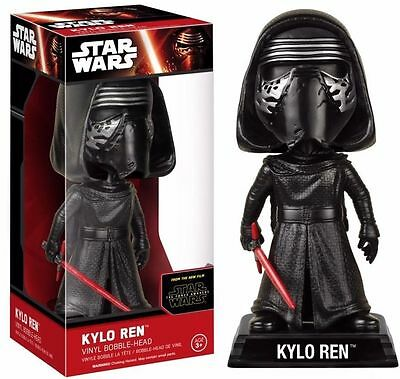 Star Wars - The Force Awakens - KYLO REN - Bobble Head - Funko - New in Package