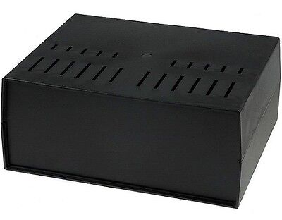 217x294x120MM Large Project Box Enclosure Case Vents Ventilation Openings KE39W