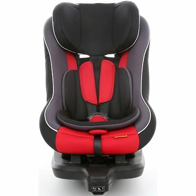 Halfords Kids Child Car Seat Group 1 9-18kg 9Mths - 4Yrs With Isofix Connection