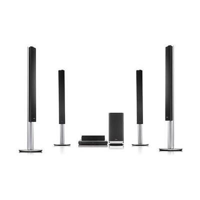 Lg home theater 9.1 1460w uhd upscaling blue ray 3d dvd dvix smart tv hdmi in/ou