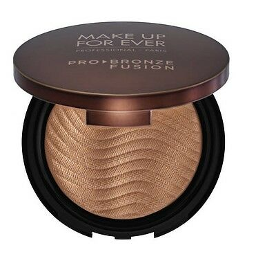 Make Up For Ever  Pro Bronze Fusion Bronzer Compact Waterproof 10M  Ultra Natura