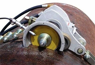 Pipe Master Hydraulic pipe cutter for 6 - 24 inch
