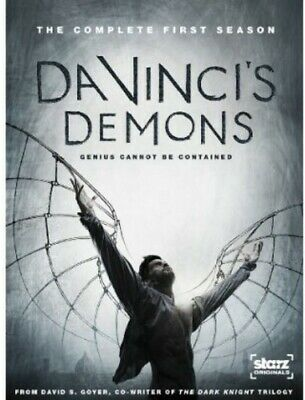 Da Vinci's Demons: Season 1 [New DVD] Boxed Set