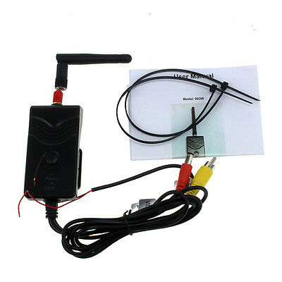 12V Waterproof P2P Car Park 30fps Realtime Video WIFI Transmitter for Phone