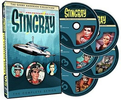 Stingray: The Complete Series [New DVD] Anniversary Edition, Boxed Set, Full F